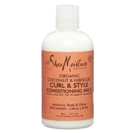 SM Coconut Hibiscus Curl and Style Milk